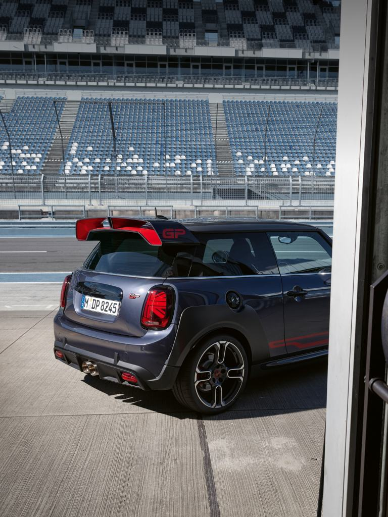 MINI John Cooper Works GP – Sonderedition – 306 PS