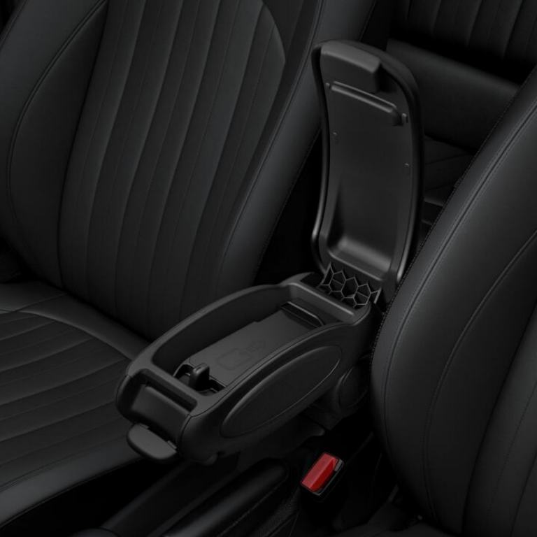 mini connected - front armrest
